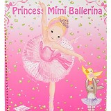 MY STYLE PRINCESS Princess Mimi Ballerina [TM 8302_B] - Buku Catatan / Journal